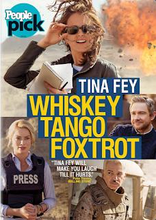 Whiskey Tango Foxtrot [2016] [DVD5] [Latino]
