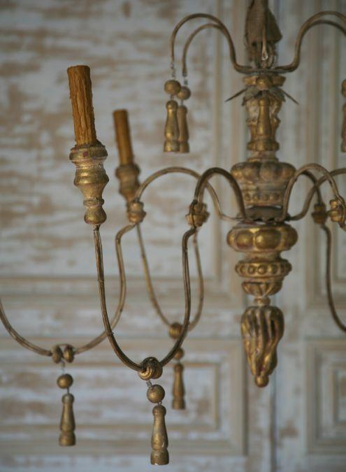 Eye for design decorate with rustic italian chandeliers rutapra aloadofball Gallery