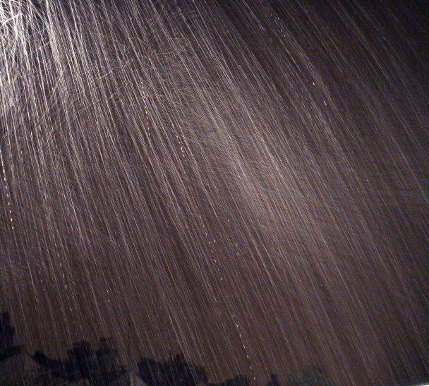 Une étude de la NASA affirmerait que le taux de précipitations augmenterait dans le futur/Crédits AlmazUK Flickr