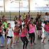 Música e Dança animam aulão solidário de Zumba em Boa Hora