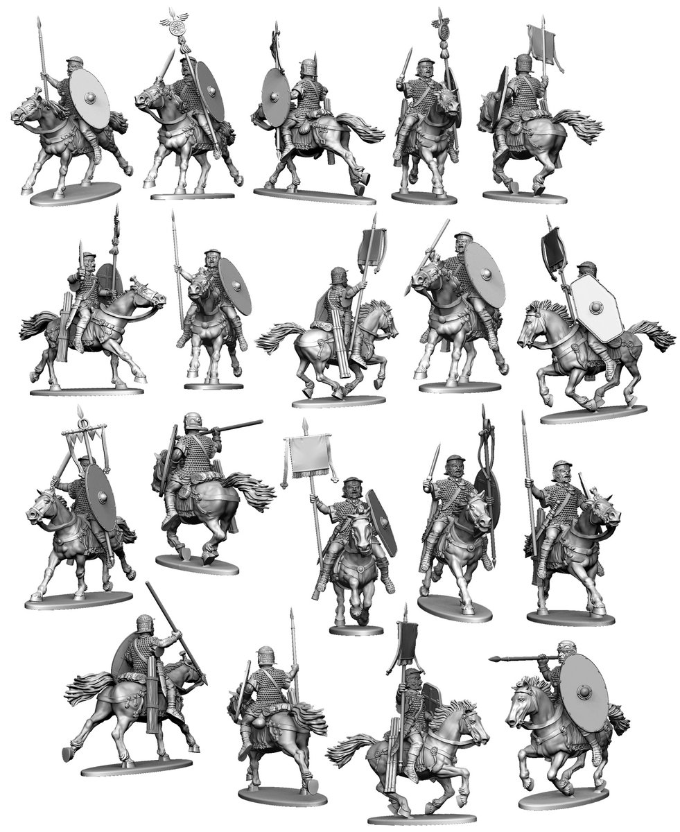 Wargame News and Terrain: Victrix: Early Imperial Roman