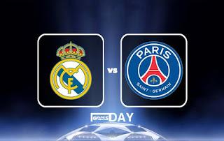Real Madrid vs Paris SG – Highlights