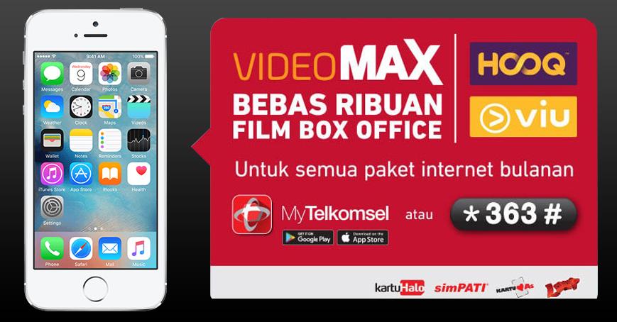 Cara Mengubah Kuota Videomax Menjadi Kuota Flash 24 Jam Di Android Dan Iphone