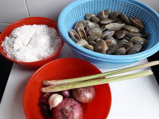 Resepi Lala Masak Lemak, Makanan Laut, Seafood, Masakan Melayu, Malaysia Food,