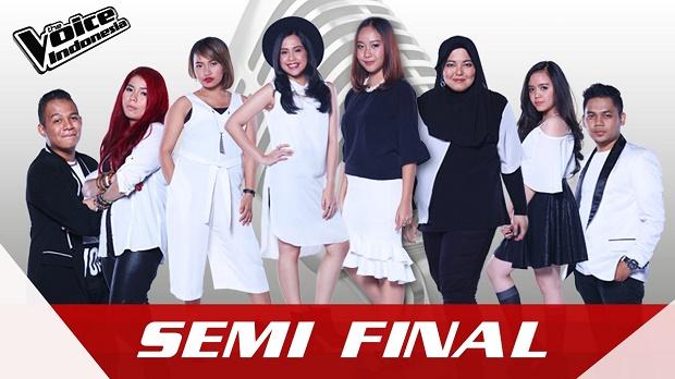 Jadwal Semi Final The Voice Indonesia di RCTI 8 Besar Berubah