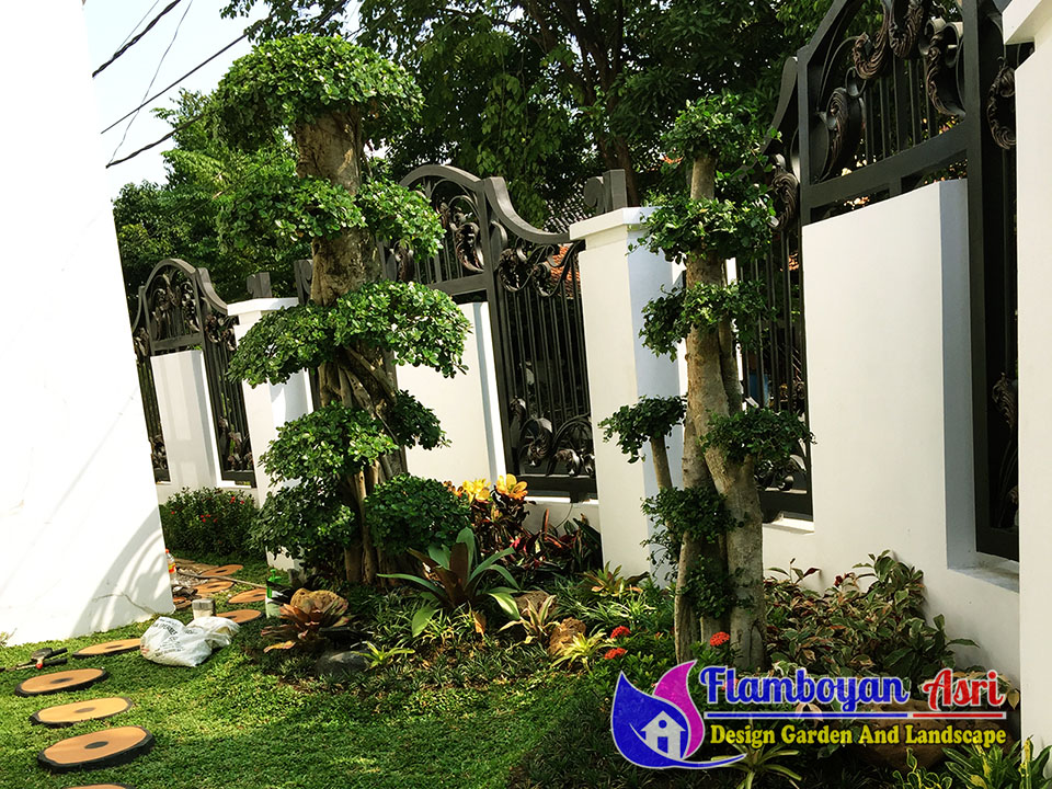 42 Desain Taman Minimalis Terbaru Jasa Tukang Taman Surabaya