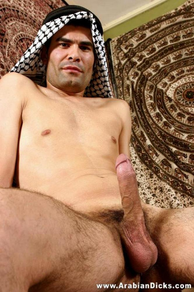 Naked arab men with huge cock gay