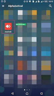Cara Remote Desktop Dari Hp Android Ke Komputer Dengan AnyDesk