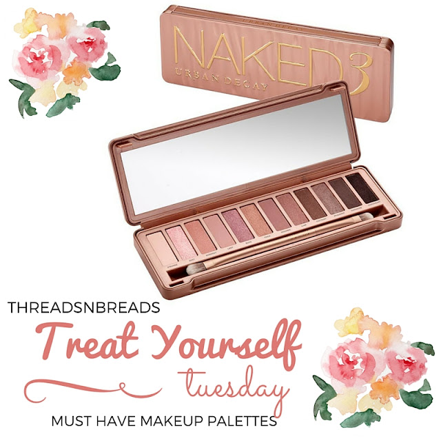 Treat Yourself Tuesday: Must Have Makeup Palettes