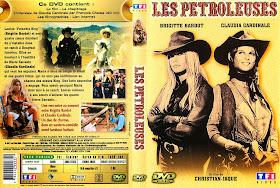 Carátula DVD de Las petroleras 1971