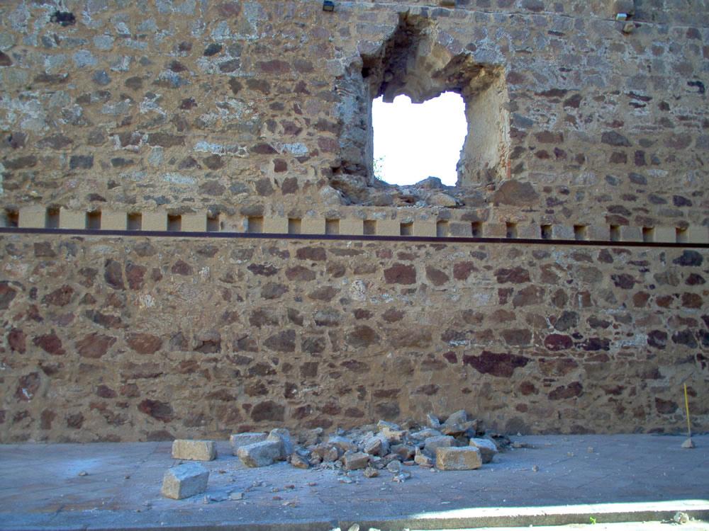 Madbar2 el castillo de valdecorneja el barco de avila for 9 11 mural van