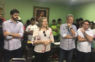 Brejo Santo - Deputado André Figueiredo visita município nesta sexta-feira.