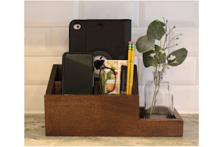nightstand organizer for mother's day gift