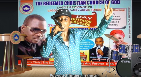 pasuma rccg church lagos