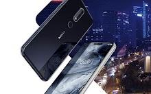 Nokia X6 Resmi Dirilis dengan Layar Berponi dan Body Berlapis Kaca