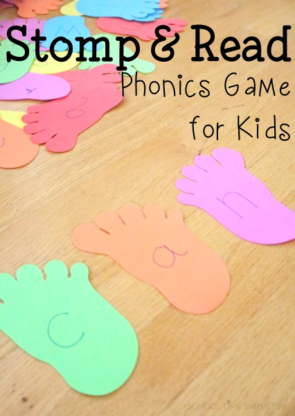 fun phonics game for kids