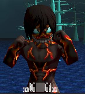 Berserk Eren Titan Skin AOTTG - Attack On Titan Tribute Game Mod And Skin