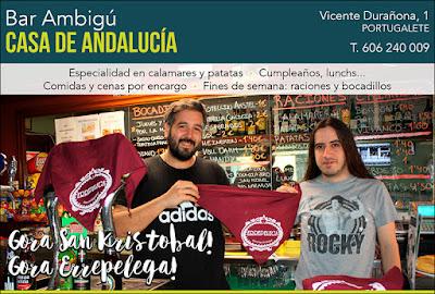 Bar Ambigú Casa de Andalucía