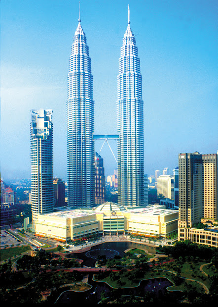 Civil Engineering Projects Petronas Towers