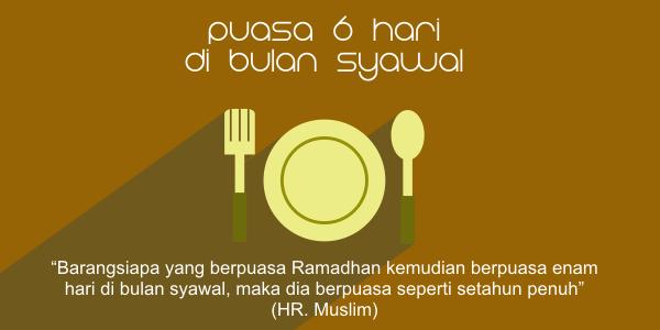 Bolehkah Puasa Syawal Tanpa Makan Sahur ?