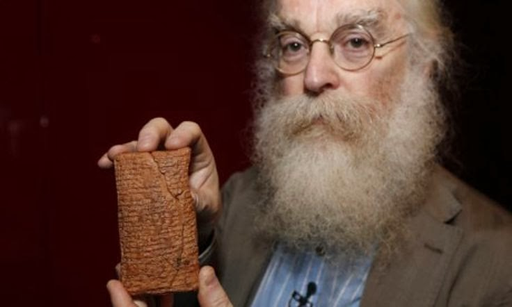 Babylonian tablet describes how to build 'Noah's ark'
