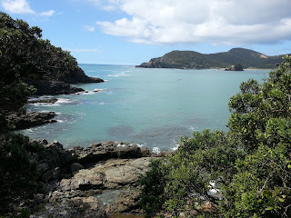 View of Matai Bay