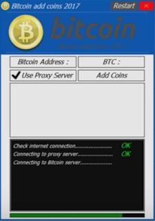 "FREE Download - Bitcoin Hack Software 2017 ""Bitcoin Generator V2.4"" Earn 3 Btc/Day"