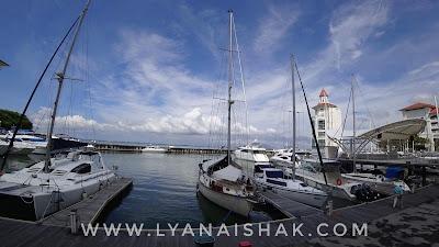 Salah Satu Tempat yang Wajib Dilawati Apabila Berada di Pulau Pinang , pulau pinang , tempat menarik di pulau pinang , straits quay ,