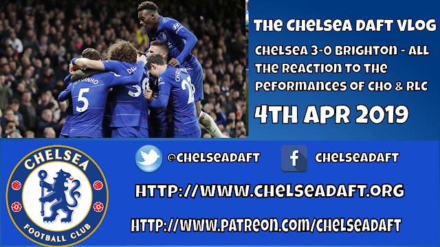 Chelsea 3-0 Brighton - All the reaction to the performances of Hudson-Odoi & Loftus-Cheek.