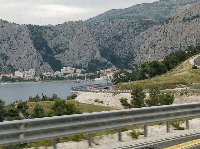 Mostar to Split Way