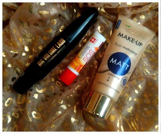 Niezawodny duet do #makeupnatural? :)- tusz do rzęs BIG VOLUME LASH oraz balsam do ust SOS ARGAN OIL cherry, Eveline-recenzja #30