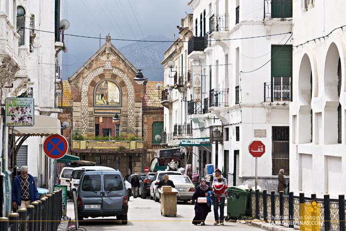 Tetouan Medina Andalusian Quarters