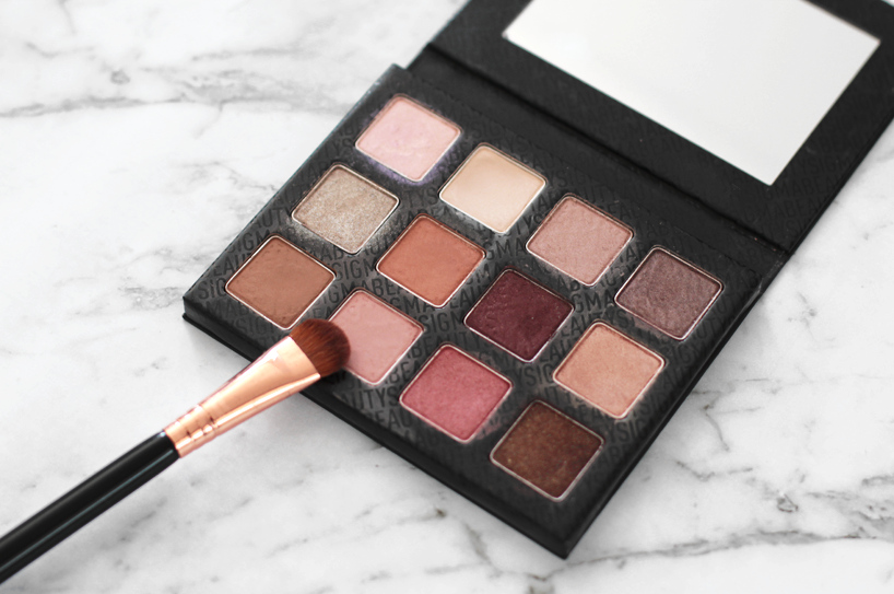 Sigma beauty warm neutrals palette review