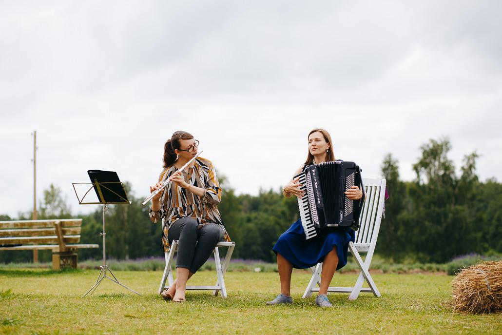 muzikanti kāzām