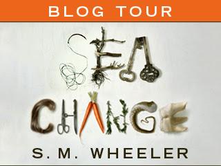 sea change by s.m. wheeler blog tour