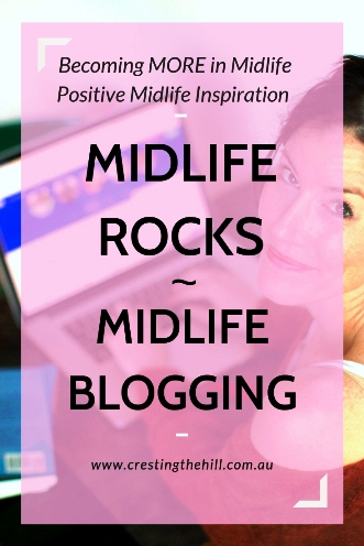 MIDLIFE ROCKS! ~ Discovering a whole new world of Midlife Bloggers #midlife #blogging #tribe