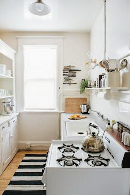 Small Kitchens Tips and Tricks 8