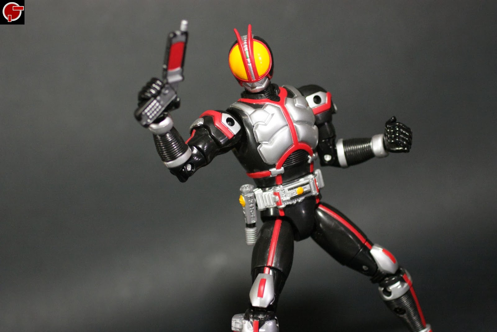 Kamen Rider Faiz Toys 21