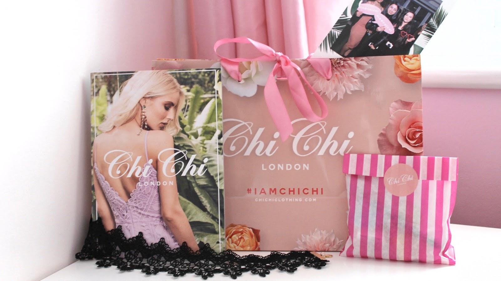 Chi Chi Clothing Goody Bag & Items