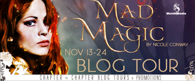 http://www.chapter-by-chapter.com/tour-schedule-mad-magic-by-nicole-conway/