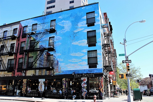 The Bean – läckert café i East Village