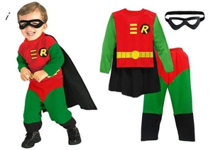 jual kostum anak superhero robin