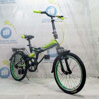 20 element 69 folding bike sepeda lipat