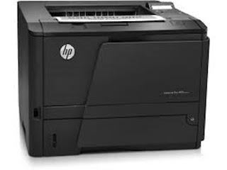 Image HP LaserJet Pro M401a Printer