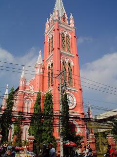 Rosa Chiesa vietnamita
