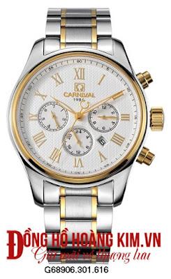 Carnival Watch - thương hiệu đồng hồ tầm trung bán chạy nhất