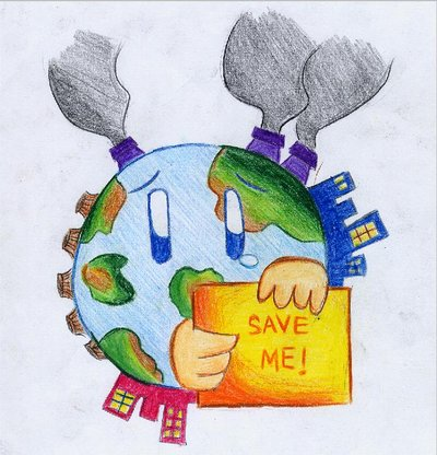 Essay helping mother earth