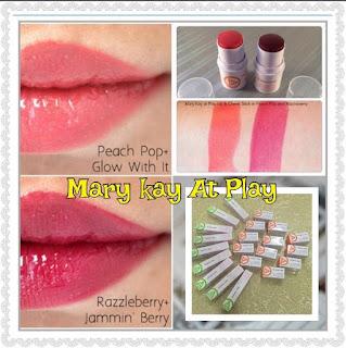 mary kay lipstik and blusher