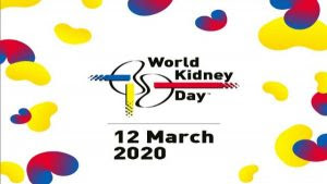 world kidney day is observed on 12 march