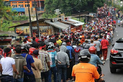 Ketua (GNPF) MUI Ciamis: 10ribu Umat Islam Ciamis akan Berjalan Kaki ke Jakarta Besok Pagi Karena Tak Bisa Gunakan Bus [Video]